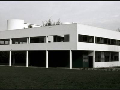 Modern Architecture 5 Points of Le Corbusier